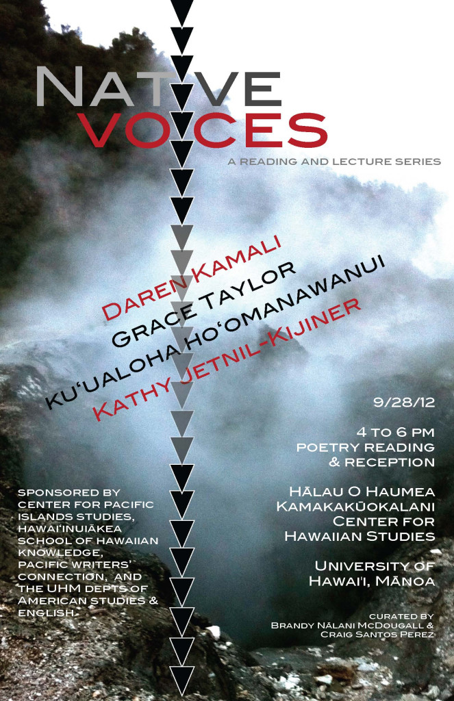 Kamali Native Voices