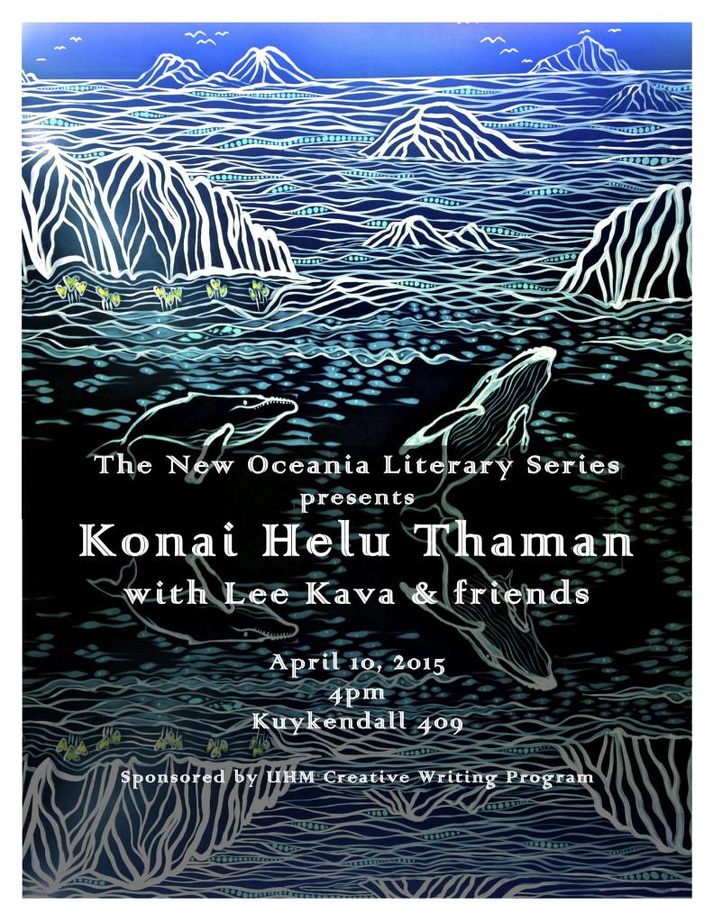 New Oceania Thaman