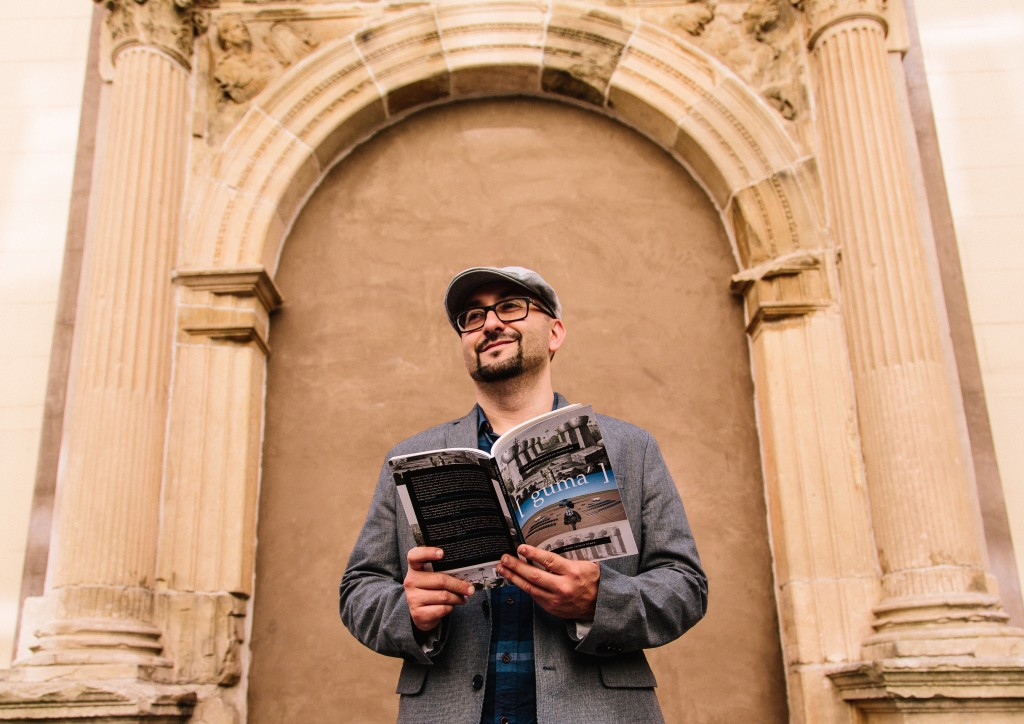 Craig Santos Perez MFA '06 is a 2015 winner of the American Book Award for his poetry collection from unincorporated territory [guma'], about his home island of Guam.